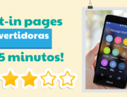 opt-in pages en 5 minutos