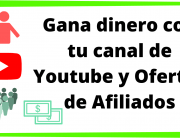 monetizar canal youtube